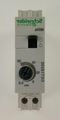 Schneider Electric CCT15232 Treppenlicht-Zeitschalter