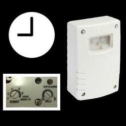 Dämmerungsschalter Lichtsensor IP44 automatisch Lichtschalt