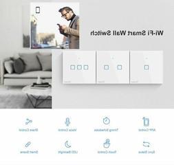 EU Sonoff Touch WiFi Schalter Smart Home Automation Lichtsch