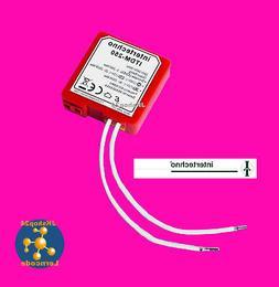 ITDM-250 Funk-Dimmer-Modul LED, ESL, HV-/NV-Halogen, Glühla