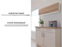 LED Küchenunterbauleuchten dimmbare Unterschrank Lichtleist