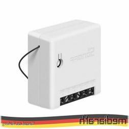 SONOFF MINI WiFI Smart Switch - Tasmota 9.1 - Alexa kompatib