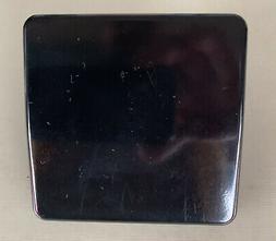 JUNG Schalterwippe CD590 05900331 schwarz mit 05900376 Rahme