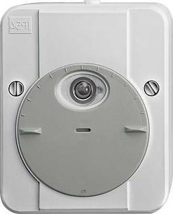 Schneider Electric 0176700 Dämmerungsschalter Lichtgrau 230