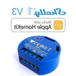 Shelly 1 - Schalter Steckdosen Licht Unterputz - für Appl