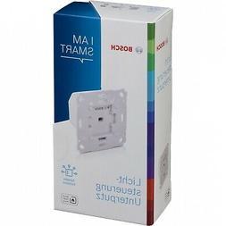 Bosch Smart Home Lichtsteuerung Unterputz Schalter 1-fach