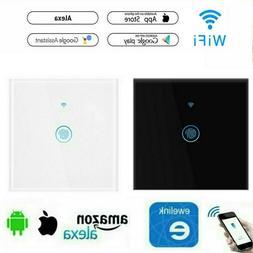 Smart Home Touch Schalter lichtschalter WiFi APP Steuerung A