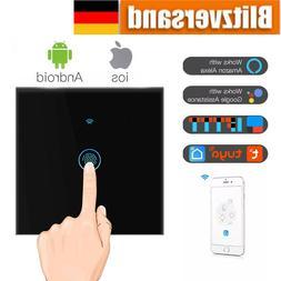Smart Touch Lichtschalter Funkschalter Wechselschalter Alexa