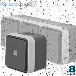 Berker W.1 Feuchtraum Steckdosen Schalter IP55 Steckdose